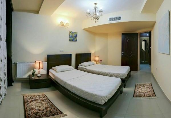 هتل آپارتمان رز ریحان