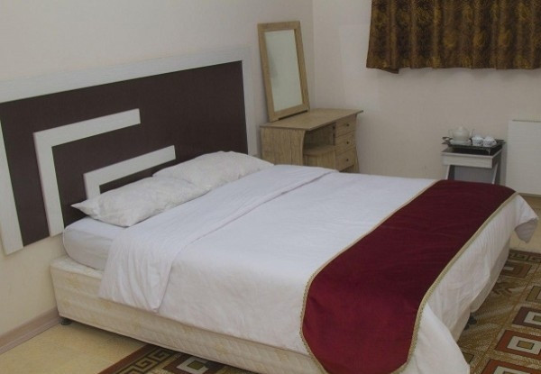 هتل آپارتمان شروین