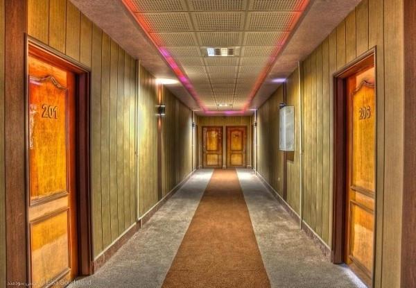 هتل ارشاد
