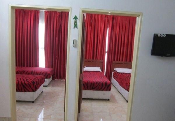 هتل آپارتمان عامری