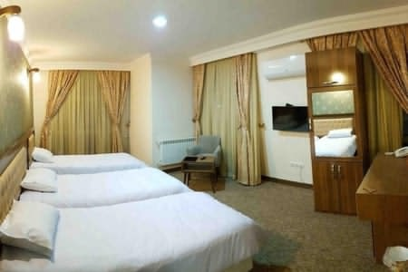 هتل آزادی افلاک