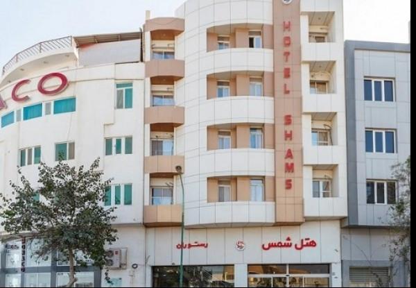 هتل شمس