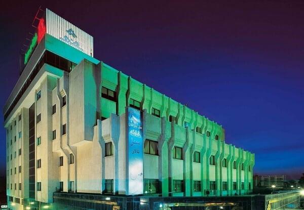 هتل-خانه-سبز