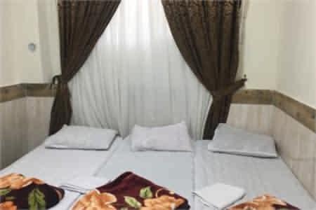 هتل آپارتمان ثامن الحجج